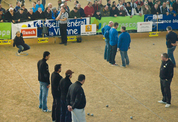 National de Poitiers 2012