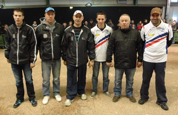 National de Rouen 2012