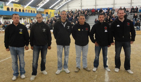National de Dijon 2012
