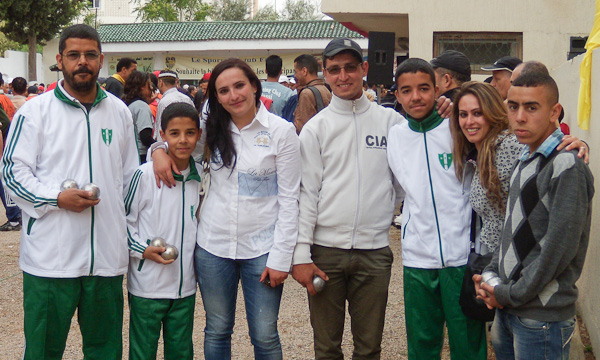 Concours Sporting Club Fassi 2012