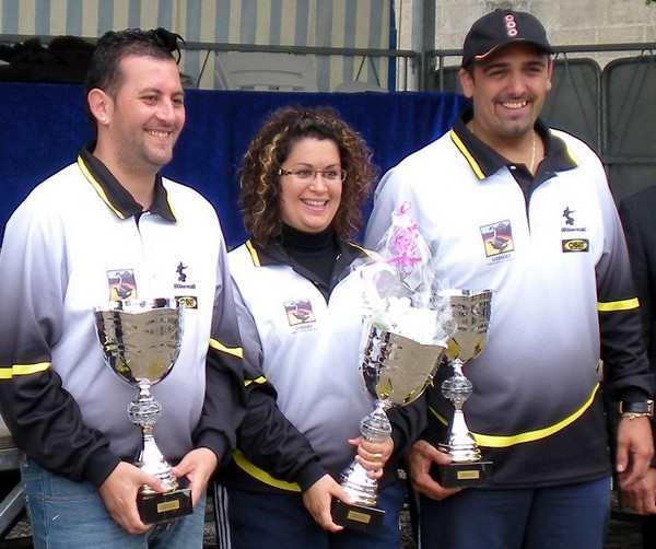 Championnat du Lot triplette mixte 2012 (CD46)