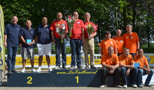 Batavia Petanque - Zeist Open Weekend 2012