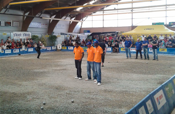International de Bellerive-sur-Allier 2012