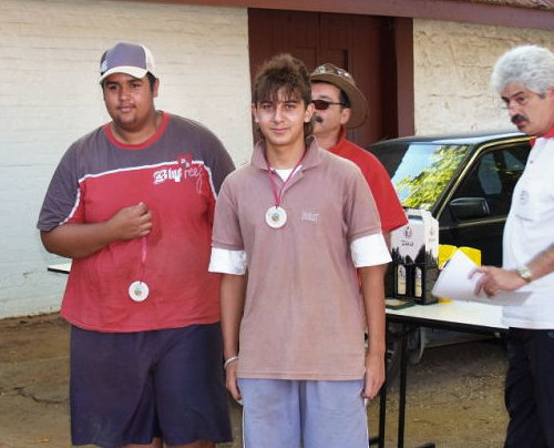Obut Masters 2006 Australie