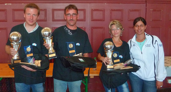 Grand-Prix mixte de Saint-Mihiel 2012