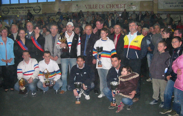 National de Cholet 2006
