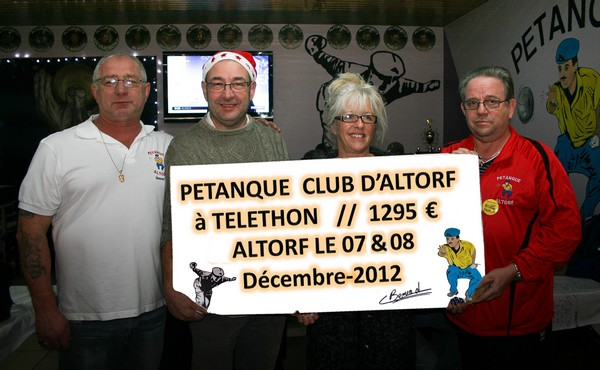 Le Tlthon  Altorf (67) 