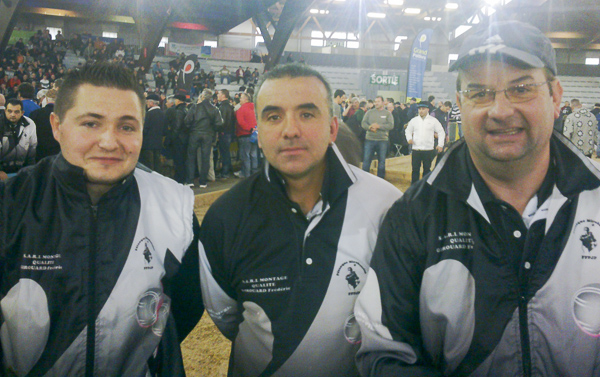 National de Poitiers 2013
