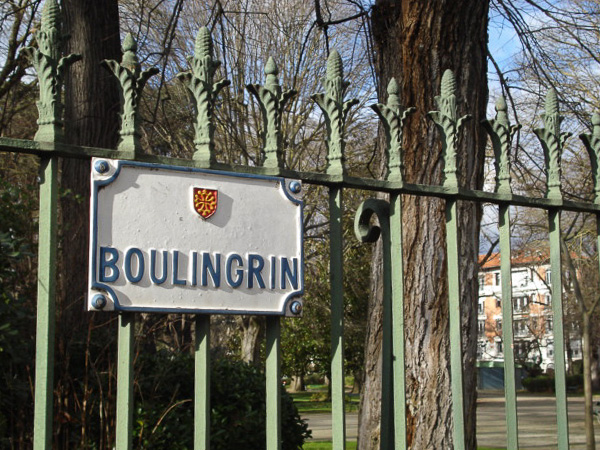 Square Boulingrin  Toulouse