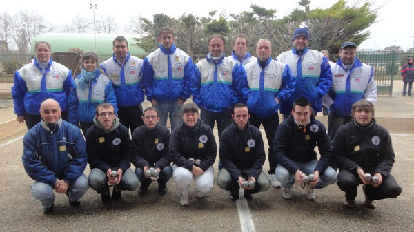 Rencontre Star Master&#039;s (77) - Gravenchon (76) Zone 6