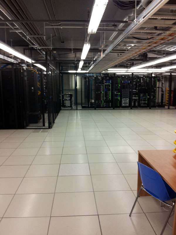 Le Data Center de Boulistenaute.com à Montréal