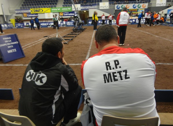 Finale de la coupe de France 2012/2013  Metz