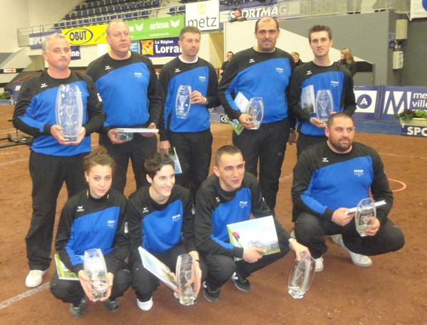 Finale de la coupe de France 2012/2013 � Metz