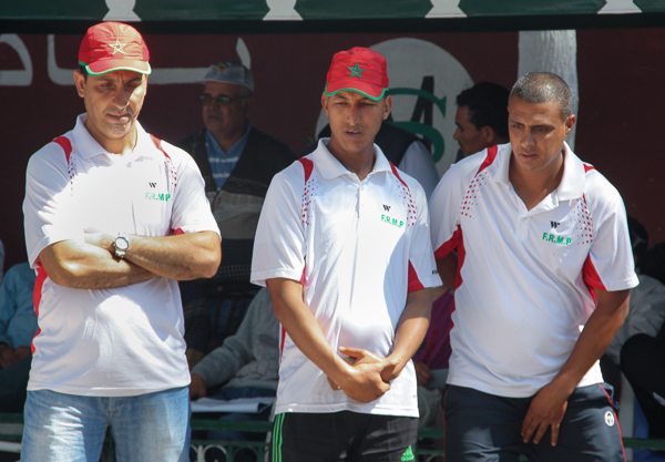 7�me International du Stade Marocain 2013