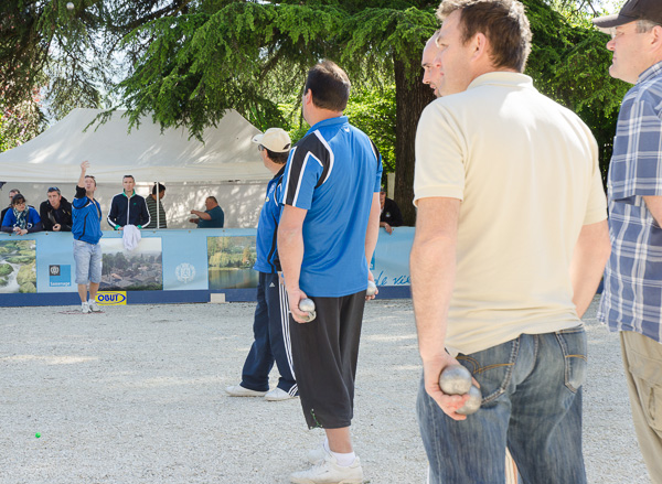 Pétanque Cup International de Sassenage 2013