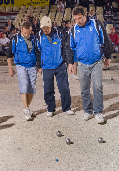 Pétanque International Cup de Sassenage 2013