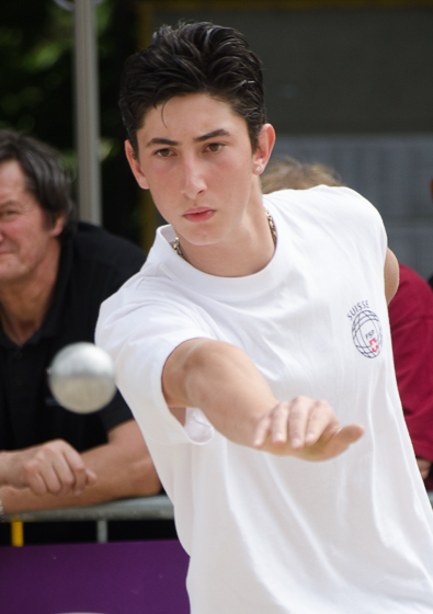 Ptanque International Cup de Sassenage 2013