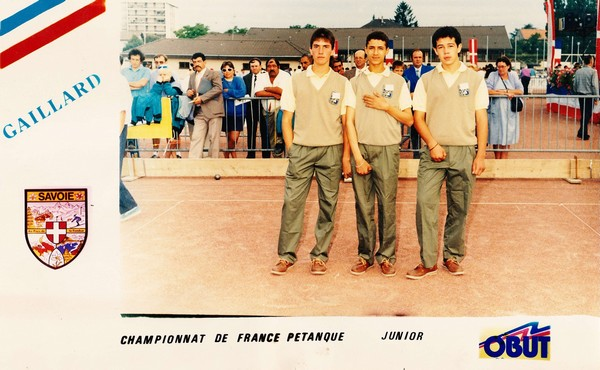Championnat de France junior 1989