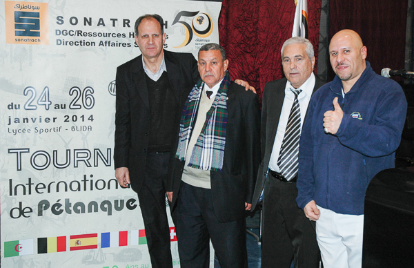 1er International d'Alger 2014