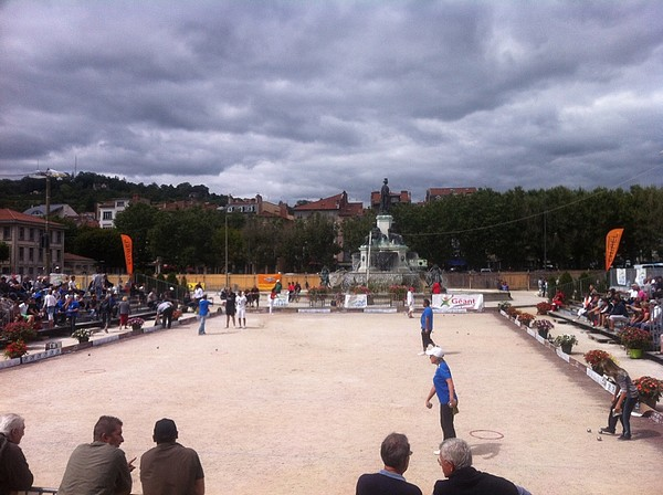 International à pétanque du Puy-en-Velay 23 et 24 août
