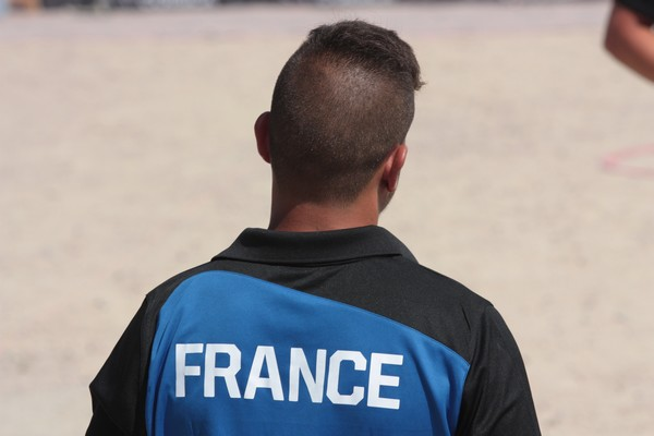 2ème International à pétanque de la Ville d'Ajaccio - Le carré final 2