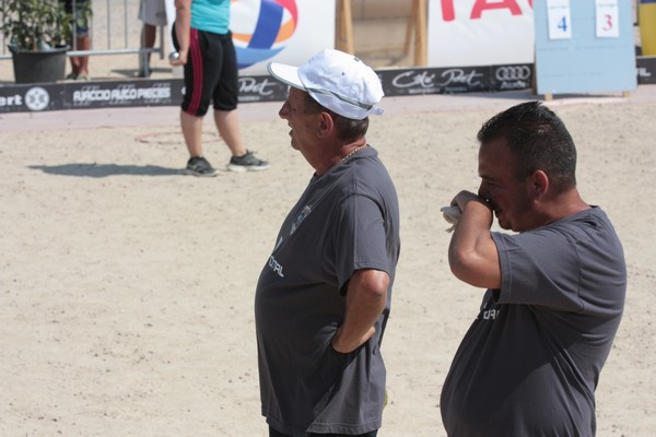 2ème International à pétanque de la Ville d'Ajaccio - Le carré final 9