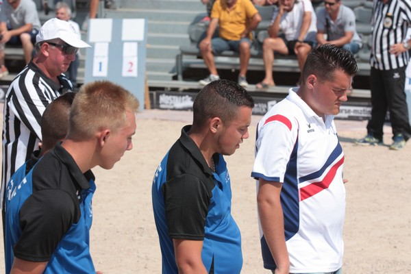 2ème International à pétanque de la Ville d'Ajaccio - Le carré final 18