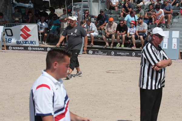 2ème International à pétanque de la Ville d'Ajaccio - Le carré final 19
