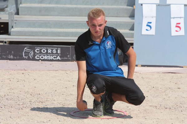 2ème International à pétanque de la Ville d'Ajaccio - Le carré final 22
