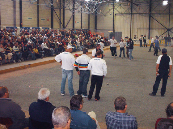 National de Nevers 2006