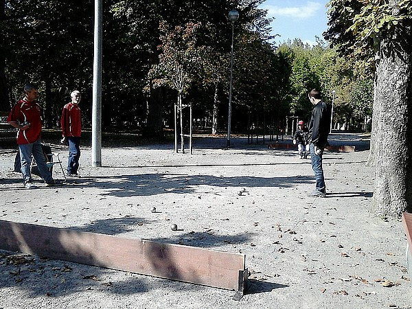 Coupe de France de pétanque ZONE 05, 2015/2016