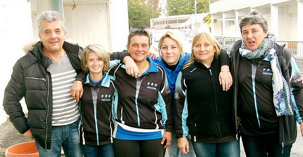 Championnat National des Clubs 2015 f�minin