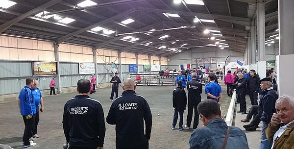 Finale du Championnat National des Clubs 2015 à Saint Yrieix avec Direct WebTV 1