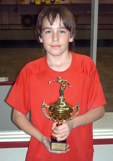 Champion junior Canada 2006