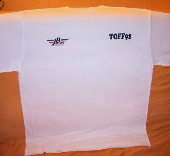 T-shirt TOFF92