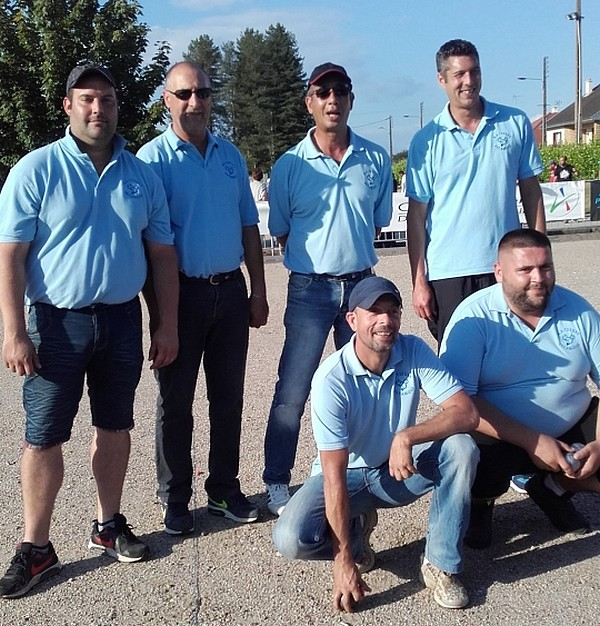 National à Pétanque de Chevagnes (Allier), 25 et 26 juin