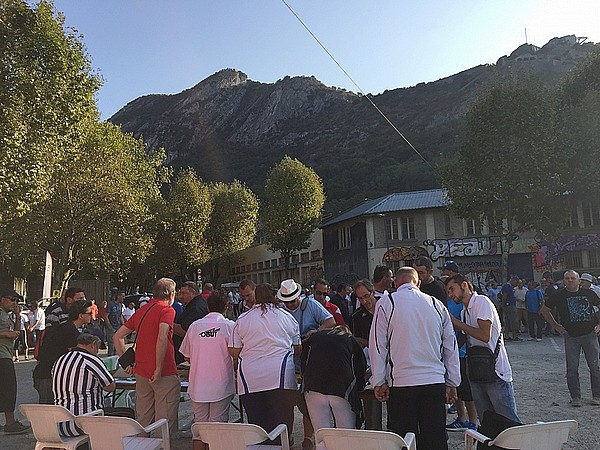 1er National à pétanque de Grenoble, 10 et 11 septembre