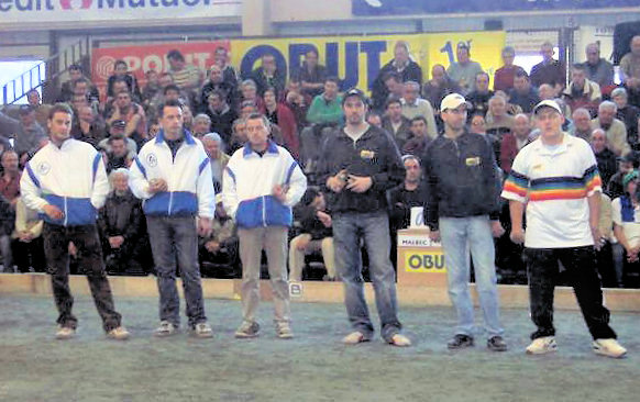 National de Cholet 2007