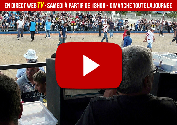 Direct WebTV Bourg Saint-Andéol, la course aux points s'accélère