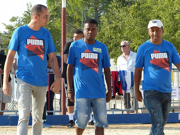 Bourg Saint And�ol 2016, les phases finales -  22