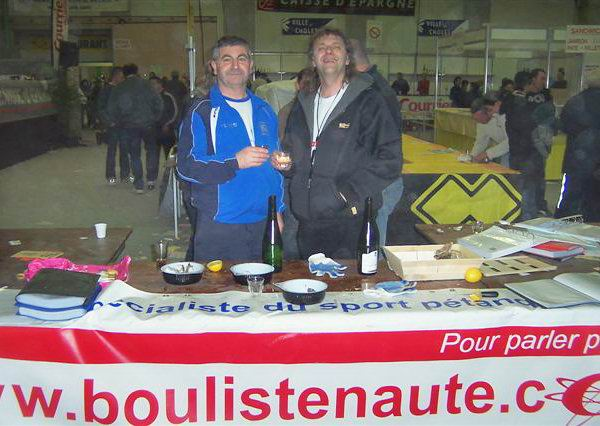 National de Cholet 2007.