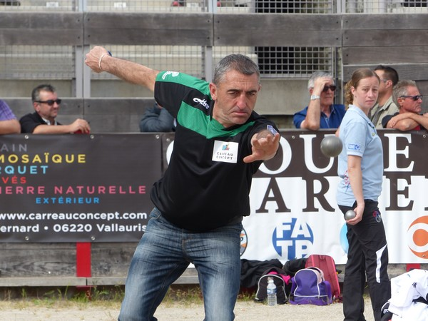 2ème International à pétanque Laurent Barbero à Fréjus : Coeur de Lyon ! - N°0 59