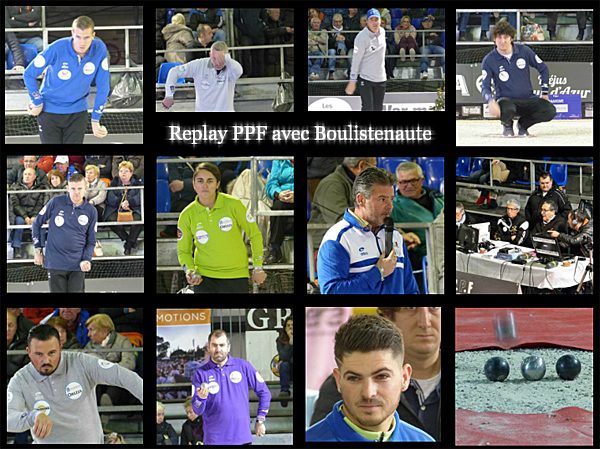 Aujourd'hui Replay Finale PPF : Seconde chance !