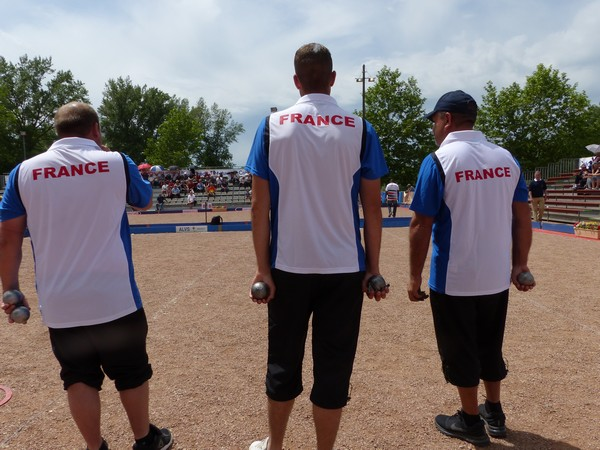 International à pétanque d'Andrézieux-Bouthéon : Vive la France ! 30