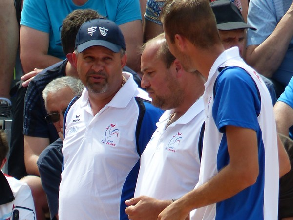 International à pétanque d'Andrézieux-Bouthéon : Vive la France ! 49