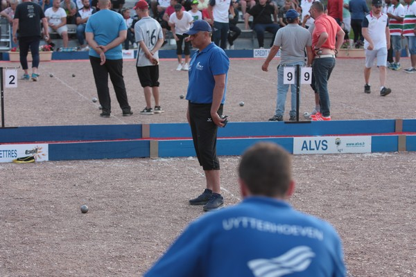 International à pétanque d'Andrézieux-Bouthéon : Vive la France ! 50