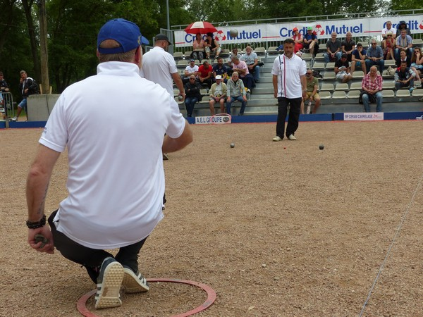 International à pétanque d'Andrézieux-Bouthéon : Vive la France ! 117