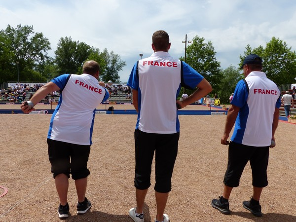 International à pétanque d'Andrézieux-Bouthéon : Vive la France ! 214