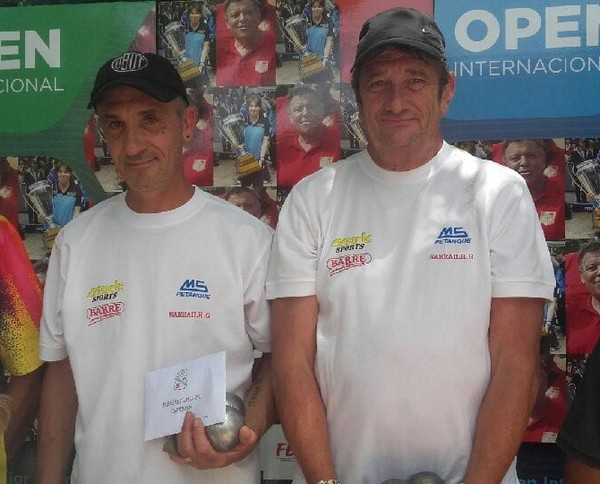 International à pétanque de Madrid 2018