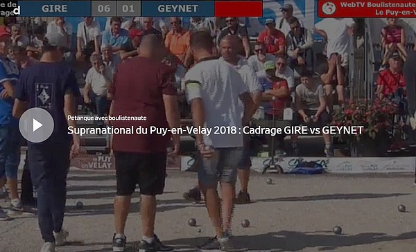 Supranational du Puy-en-Velay 2018, la plus belle vidéo du weekend !